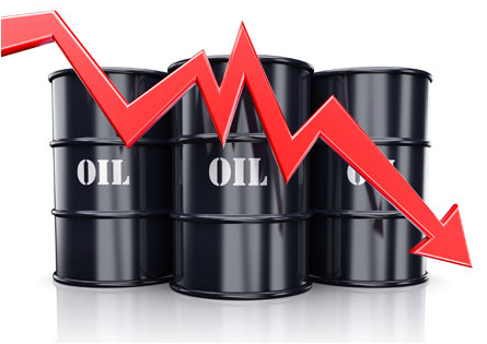 Oil Prices Are Dropping Again
