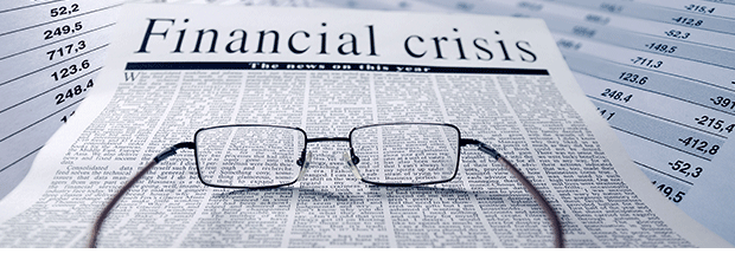 What A Financial Crisis Looks Like