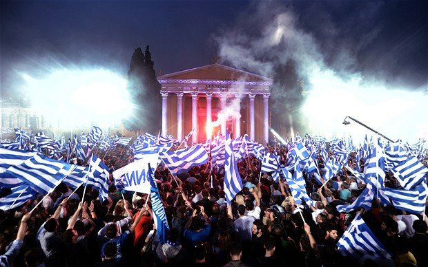 Tsipras Sells Out Referendum 'No' Vote AHEAD Of Weekend Deadline