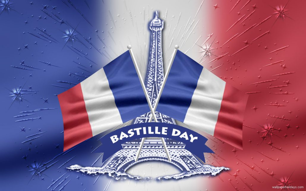 Happy Bastille Day To Our French Friends