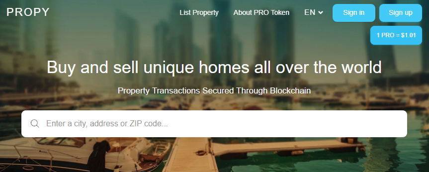 Blockchain, Crypto, And Your Home. . . Sweet Home