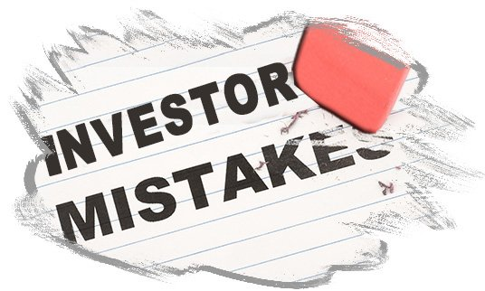 Huge Investment Mistakes