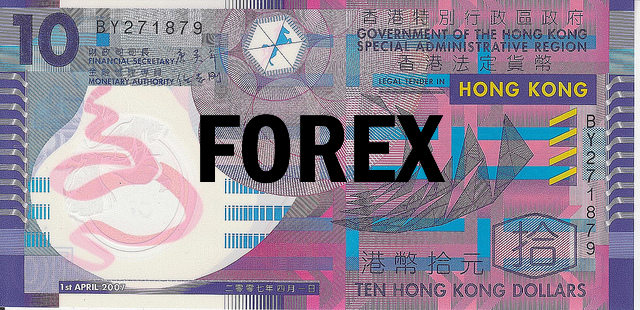 Hong Kong Dollar Update (USD/HKD)