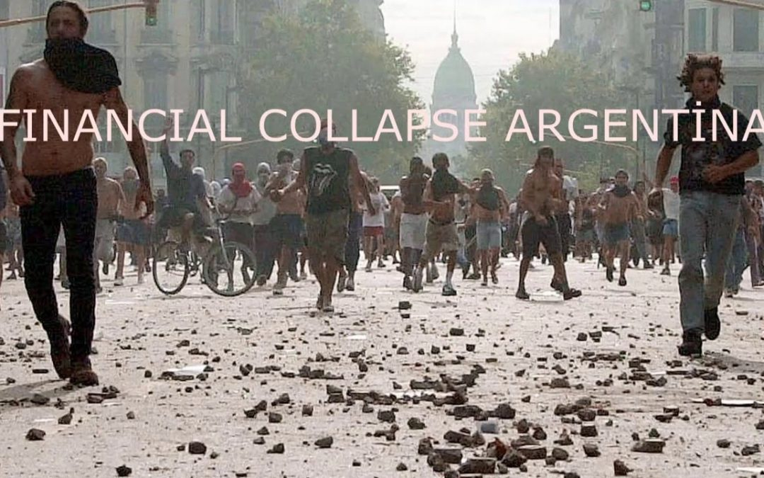Socialism's Economic Collapse Progresses In Argentina through 2018