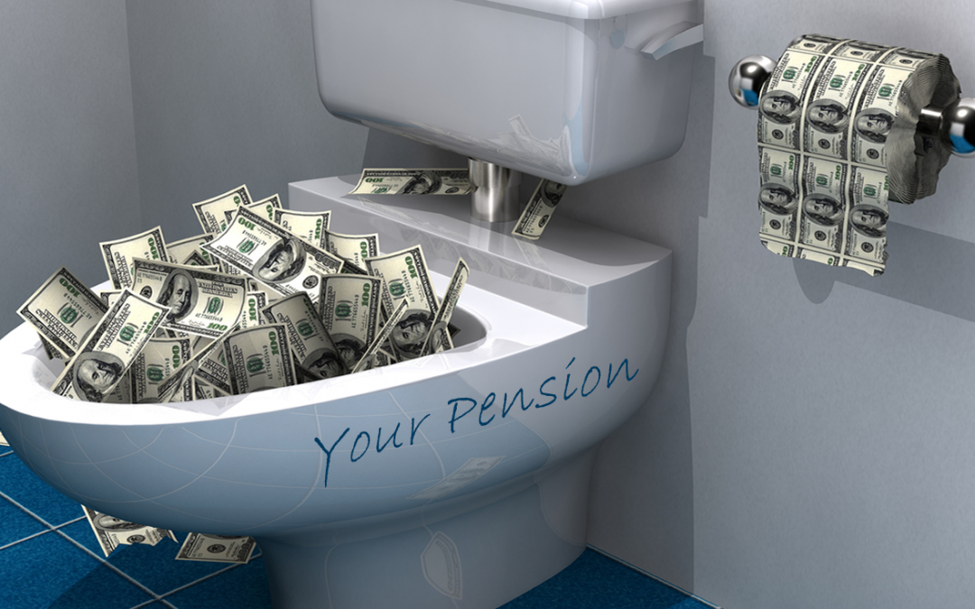 Pension Crisis In America Expanding Again