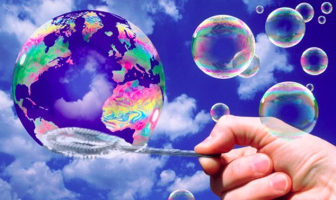 The Global Bubble Is Starting To Deflate