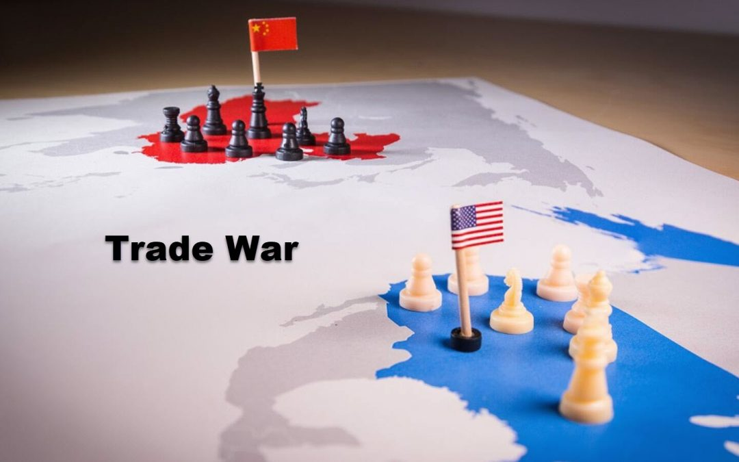 USA, China, And The S&P500 Index